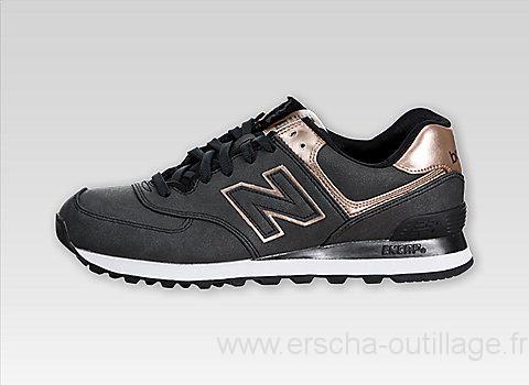 new balance noir et bronze cheap online