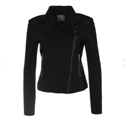 0158345ddf50d Veste Noir En Cher Ligne Noir boutique Et Guess Pas tBwYrn6tg